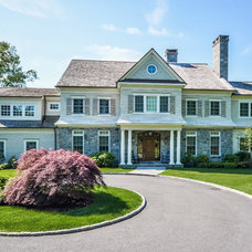 Traditional Exterior by Paul Varsames Development