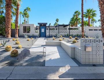 Fair Palms - Front Yard