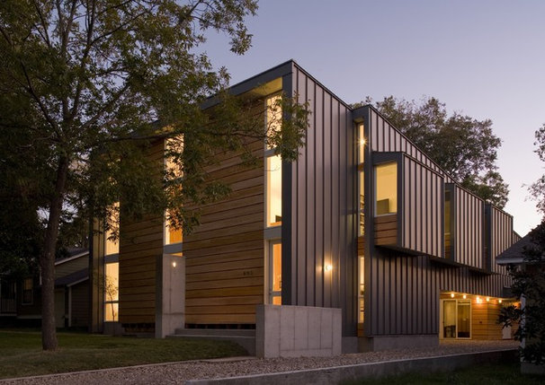 Modern Exterior by Webber + Studio, Architects