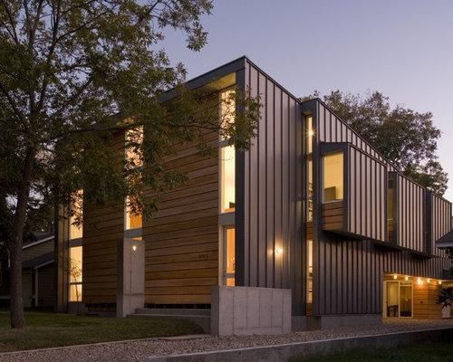 Modern Siding Exterior Home Ideas & Design Photos   Houzz