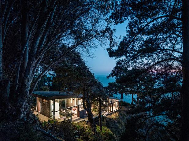 Contemporary Exterior by Fougeron Architecture FAIA