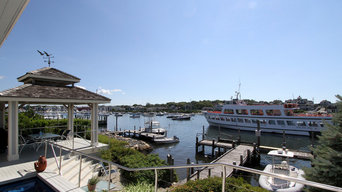 Falmouth Inner Harbor Waterfront