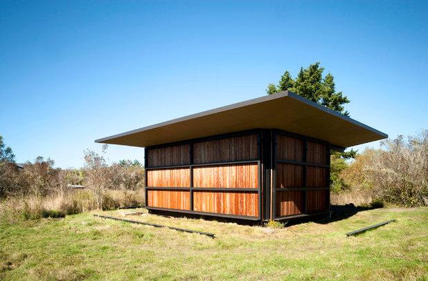 Modern Exterior by Olson Kundig