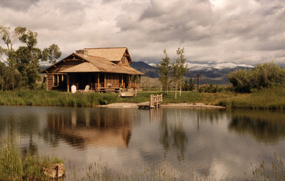 A Rustic Luxe Family Retreat in Montana