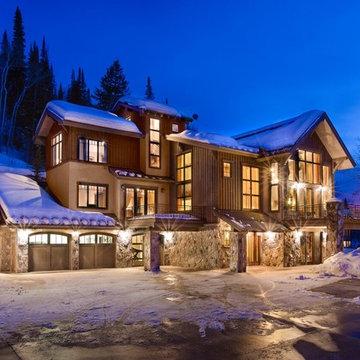 Family Getaway Lodge