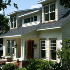 Traditional Exterior by Eline S Ransom design LC