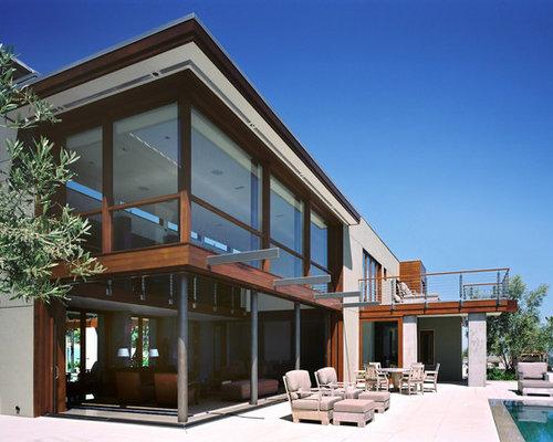 Modern Veranda. Home Design, Photos & Decor Ideas - ^