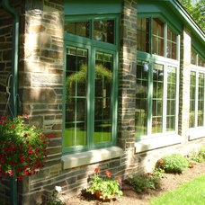 Traditional Exterior by Schrader and Company, Inc.