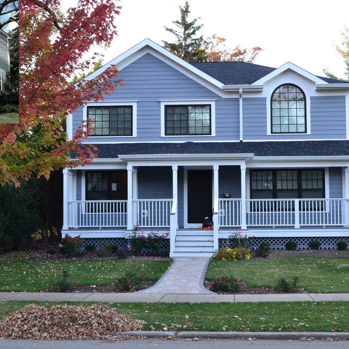 Winnetka - Whole House Remodeling and Additions