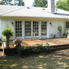 Traditional Exterior by Franks Home Maintenance