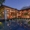 Delhi Houzz: An Outhouse Teases With Its Luxury & Opulence