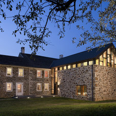 Farmhouse Exterior by Wyant Architecture