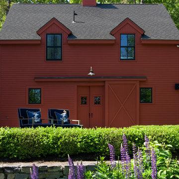 Farmhouse Exterior