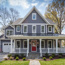 Traditional Exterior by BCN Homes