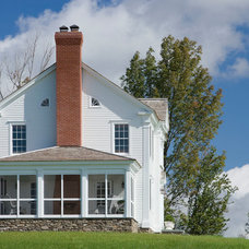 Farmhouse Exterior by Connor Homes