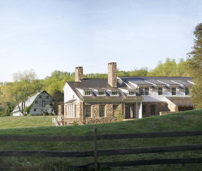Farmhouse Exterior Farmhouse Exterior