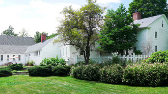Farmhouse Exterior Painting-Andover, NH