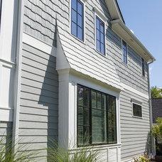 Farmhouse Exterior by McCloud & Associates, LLC