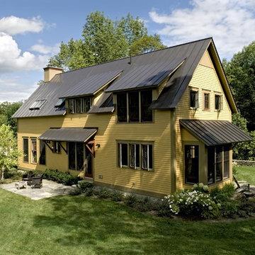 Farmhouse Reinterpreted