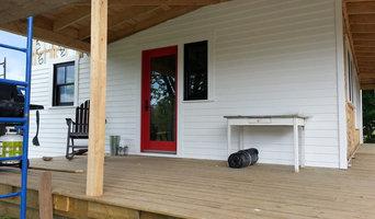 Farmhouse renovation/rénovation maison de campagne