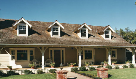 No Substitute for the Natural Beauty of Wooden Roof Shingles and Shakes