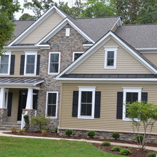 Traditional Exterior by Simply Home Llc.