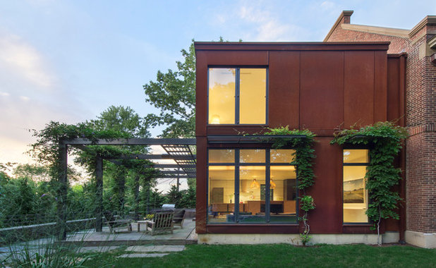 Contemporary Exterior by Stern McCafferty