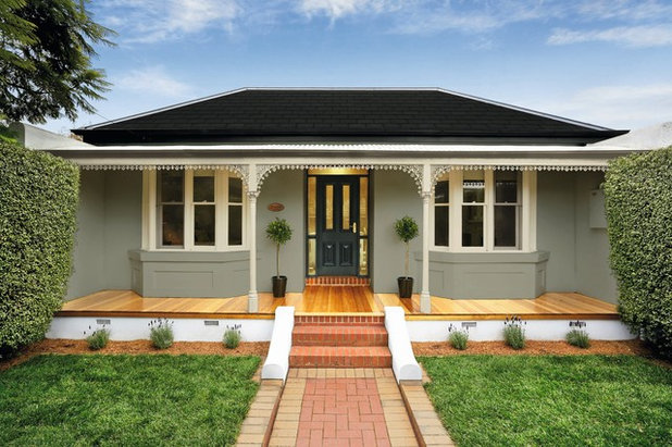 Federation House Colour Schemes Amp How To Choose Houzz
