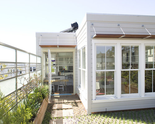 Wood Awning Houzz