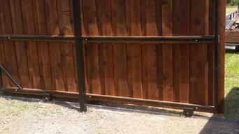 Fence,Iron handrail,Estate Gate