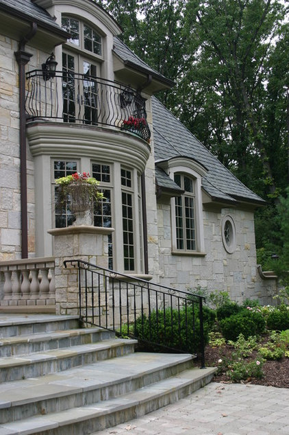 Traditional Exterior by Fergon Architects, LLC