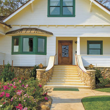 Craftsman Exterior by Holland & Knapp Construction