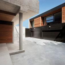 Modern Exterior by Davignon Martin Architecture