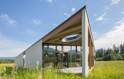 USA Houzz Tour: A Dream Mountain Home for a Lover of the Outdoors