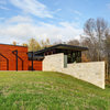 Houzz Tour: Fieldstone Divides and Connects a Wisconsin Home