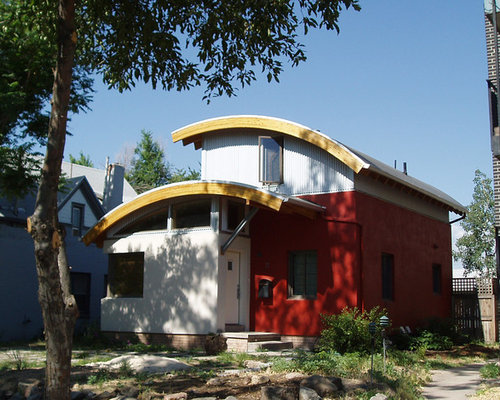 Barrel Roof Home Design Ideas Pictures Remodel And Decor