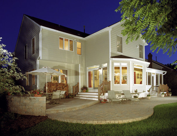 Traditional Exterior by K Squared Builders - Dale Kramer