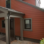 Village Home Traditional Exterior New York By