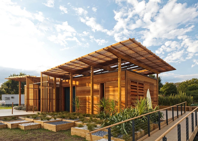 students award winning home leaves small footprint