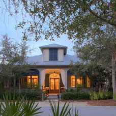 Beach Style Exterior by Historical Concepts