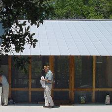 Contemporary Exterior by Ignacio Salas-Humara Architect LLC