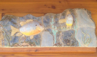 Fish Mural Installation