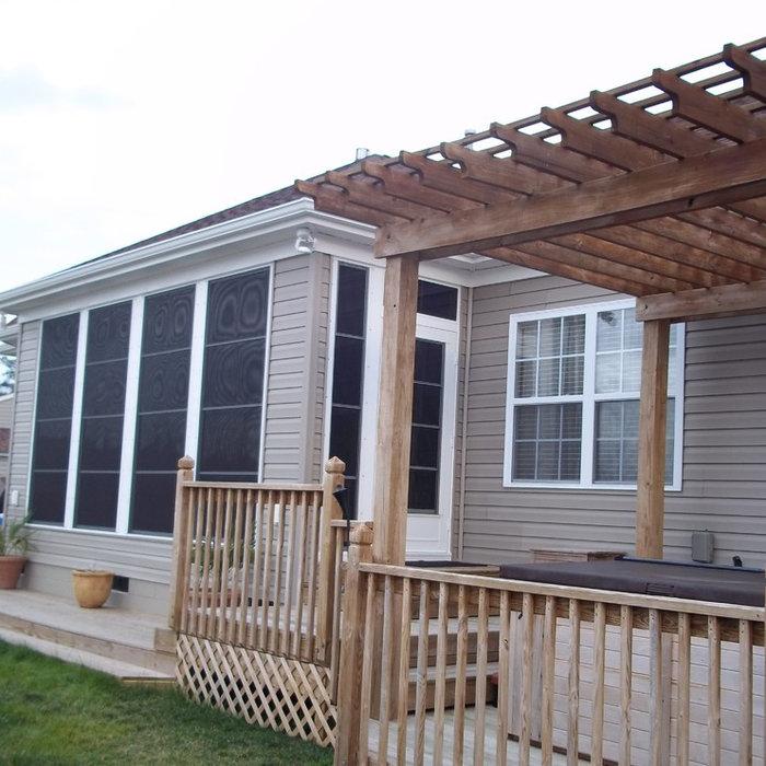 photo of a home exterior