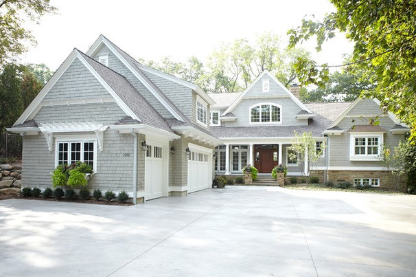 Traditional Exterior by Sears Architects