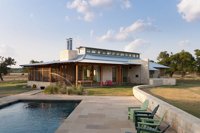Contemporary Exterior by Furman + Keil Architects