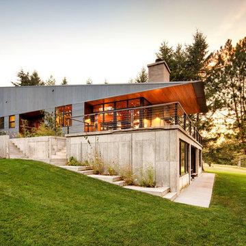 Flathead Lake Residence