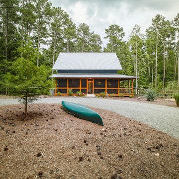 Fleischauer Net Zero Farm Cottage