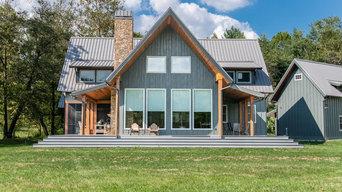 Fletcher Modern Farmhouse