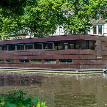 Floating home Utrecht