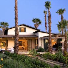 Farmhouse Exterior by Dorman Associates, Inc.